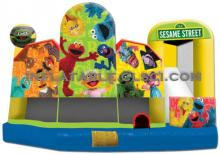 T2-543 inflatable bouncer